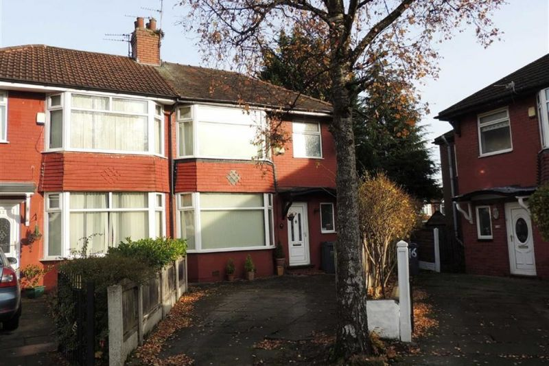 Property at Delside Avenue, Moston, Manchester