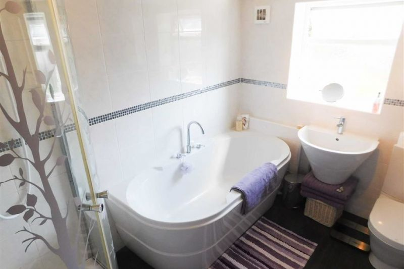 Bathroom - Mill Lane, Woodley, Stockport