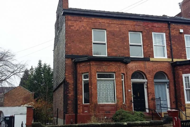 1 Kenwood Road, Manchester, M32 8PS