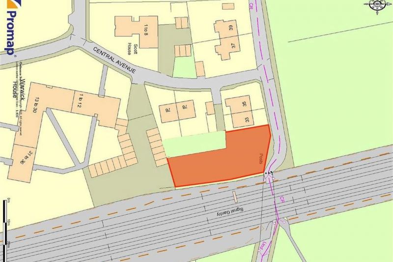 Land At, 29 - 31 Park Grove, Manchester, M19 2FH