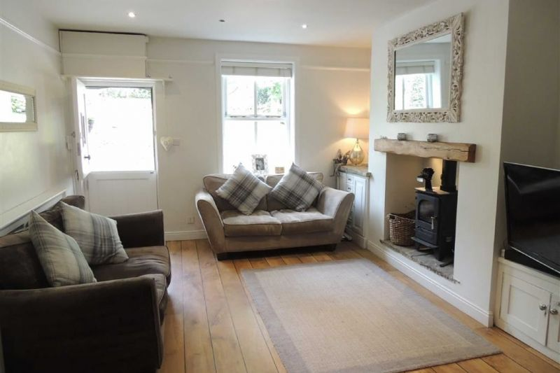 2 bed terraced house for sale in Mill Brow, Marple Bridge