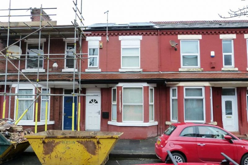 Property at Ruskin Avenue, Rusholme, Manchester
