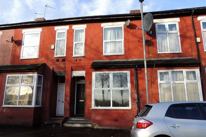 Property at Russell Street, Whalley Range, Manchester