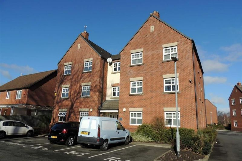 Apartment 6, 76 Marland Way, Manchester, M32 0NQ