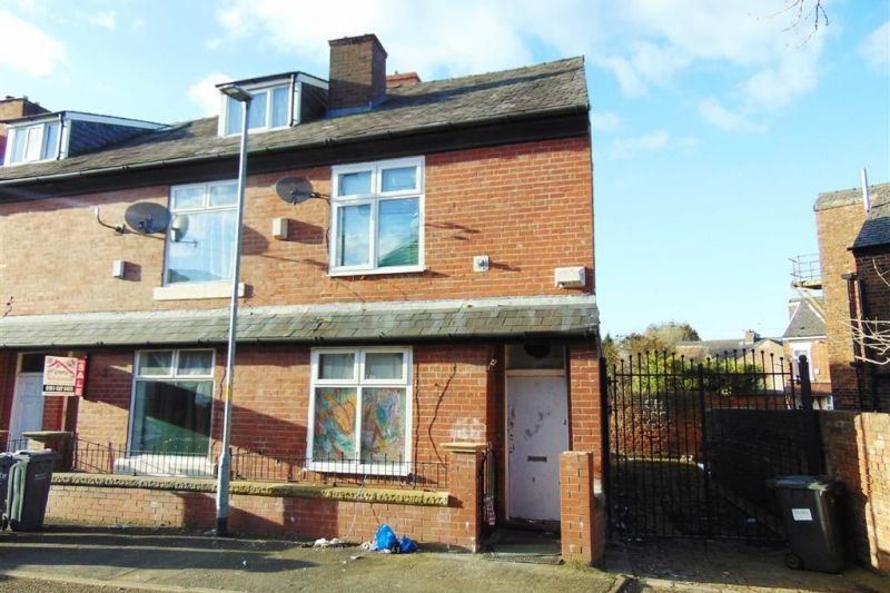 Property at Claude Street, Crumpsall, Manchester