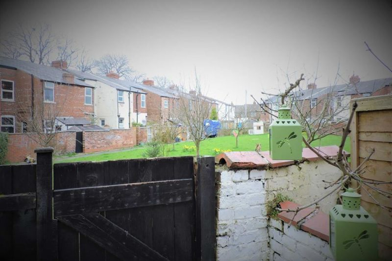 Rear Yard - Elmsworth Avenue, Manchester