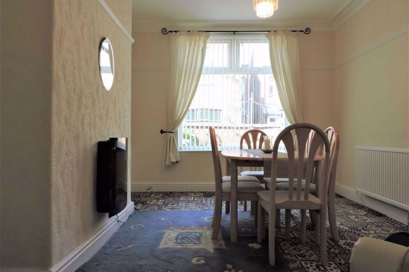 Dining Room - Craighall Avenue, Manchester