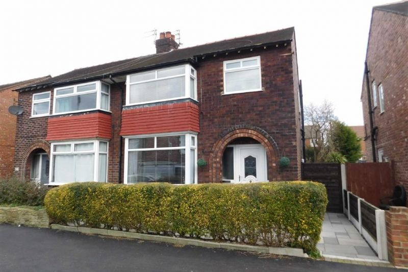 Property at Maxwell Avenue, Great Moor, Stockport