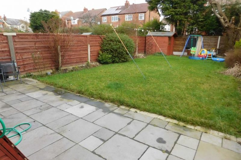 Gardens - Maxwell Avenue, Great Moor, Stockport