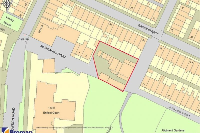 Land Off Haughton Street, Hyde, SK14 1QY