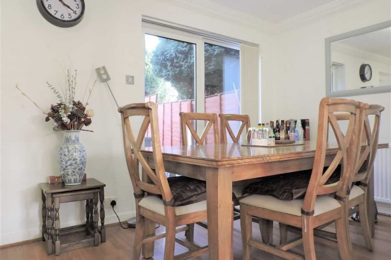 Dining Room - Kilnwick Close, Gorton, Manchester