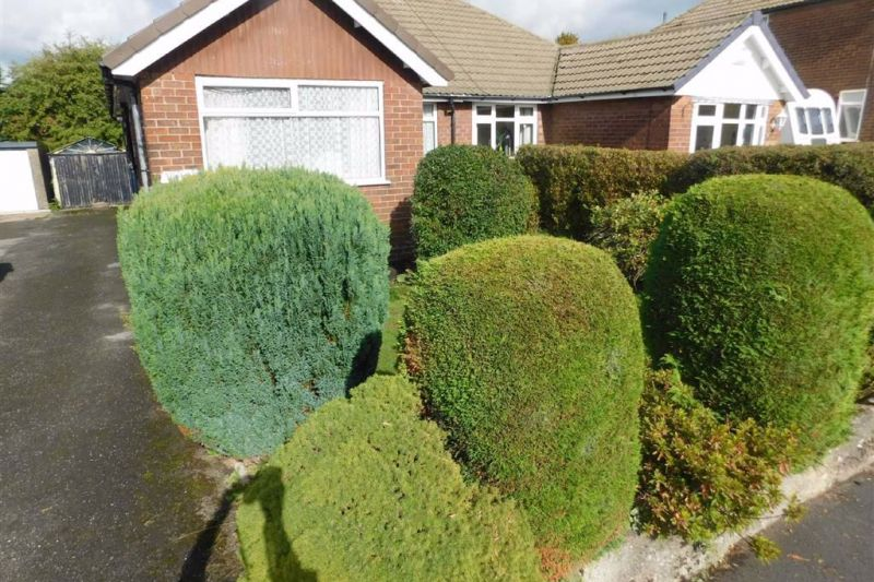 2 bed Semi-detached Bungalow For Sale