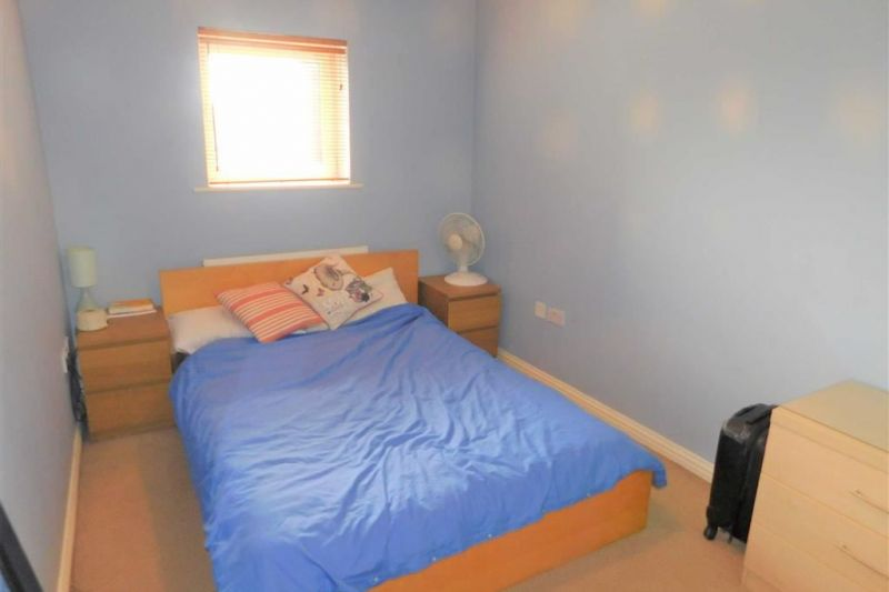 Bedroom One - 2 Copper Place, Manchester