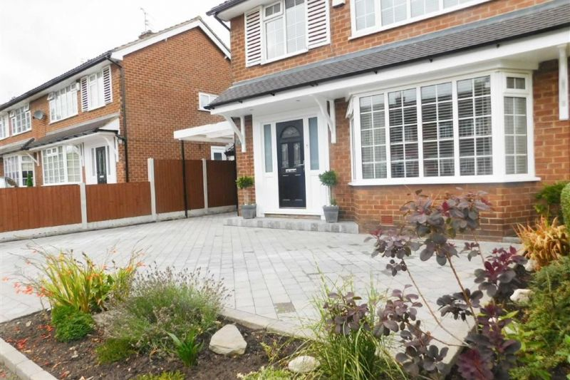 Paths and Driveways - Patch Lane, Bramhall, Stockport