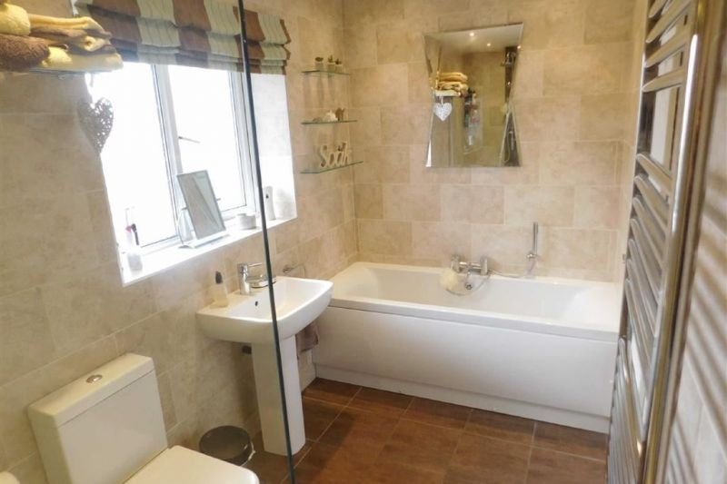 Enlarged Bathroom - Patch Lane, Bramhall, Stockport