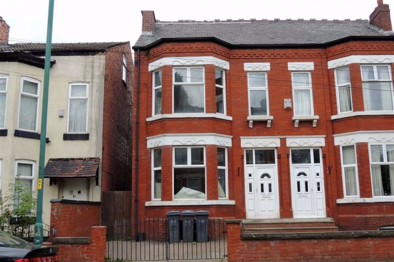 Property at East Road, Longsight, Manchester