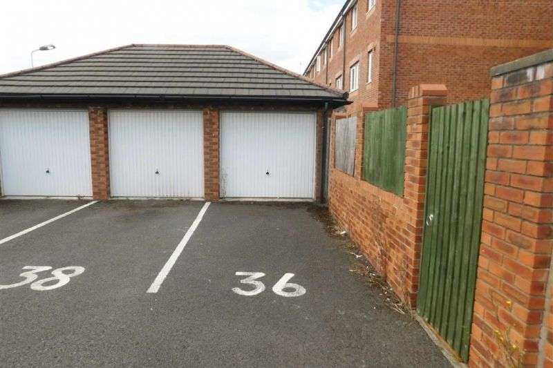 Garage - Kennett Drive, Bredbury, Stockport