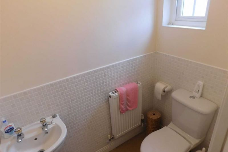 Downstairs WC - Kennett Drive, Bredbury, Stockport