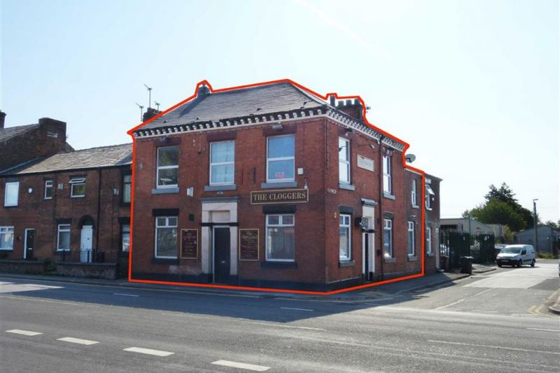 Property at Oldham Road, Failsworth, Manchester