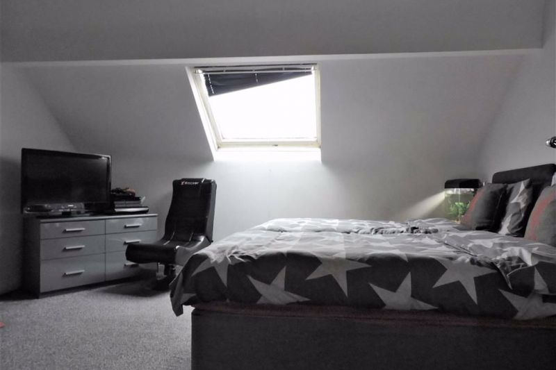 Bedroom 3 - Great Jones Street, Manchester