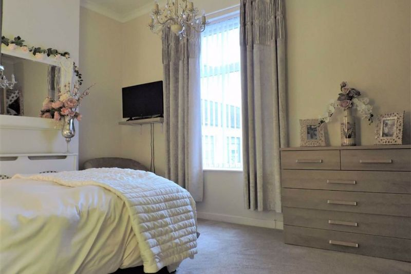 Bedroom 1 - Great Jones Street, Manchester