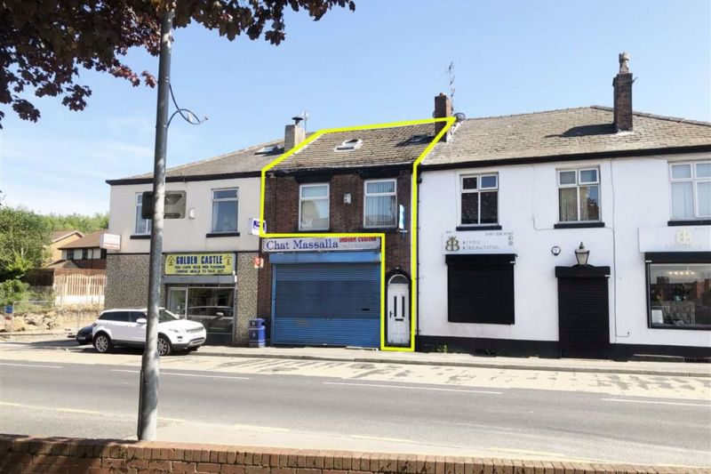 Property at High Street, Stalybridge