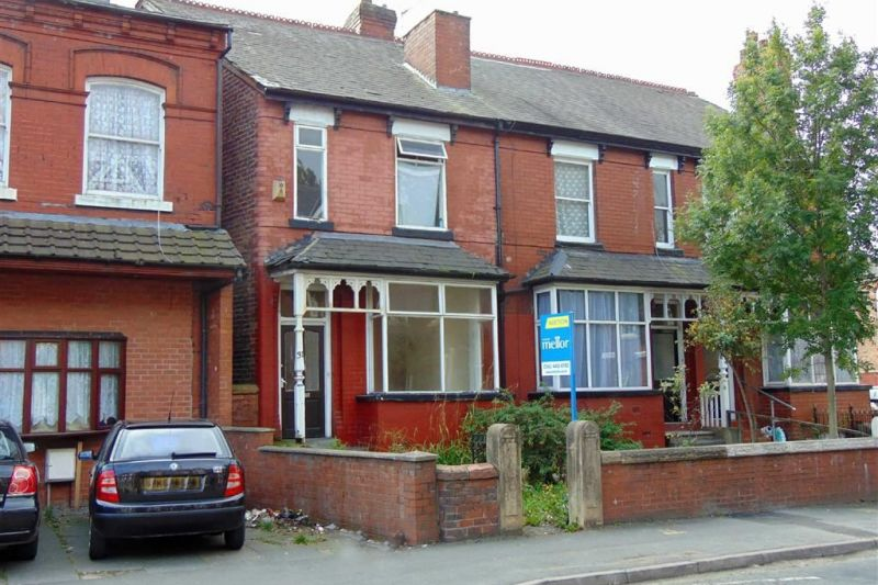 Property at Albert Road, Levenshulme, Manchester