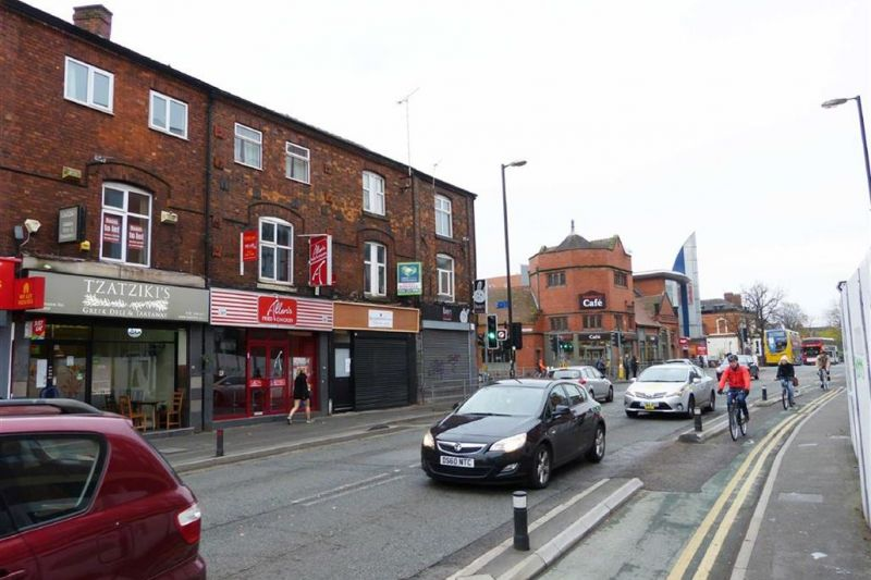 Property at Wilmslow Road, Fallowfield, Manchester
