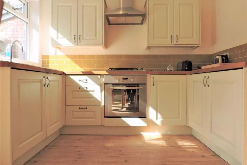 Kitchen Area - Lytham Road, Manchester