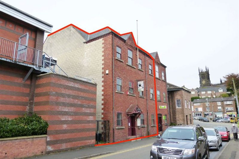 Property at Boden Street, Macclesfield