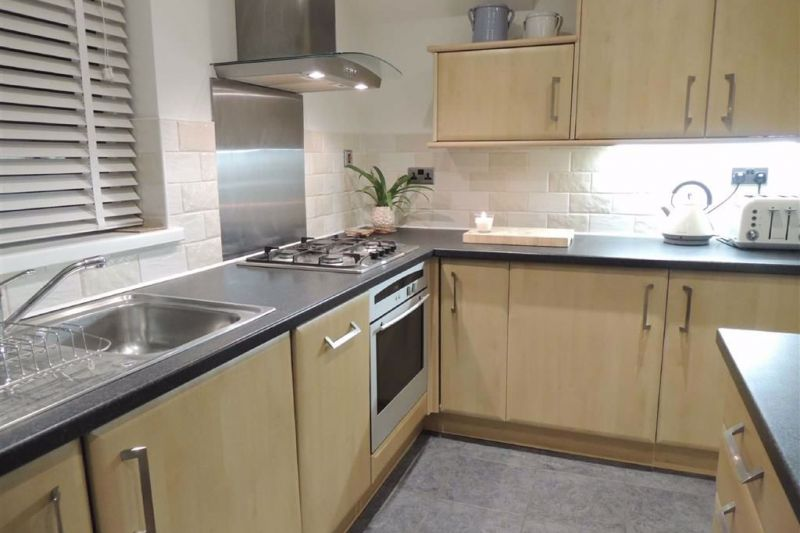 KITCHEN - Whimbrel Road, Offerton, Stockport