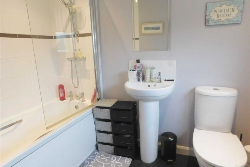 Bathroom - Manston Lodge, Hampstead Drive, Stockport
