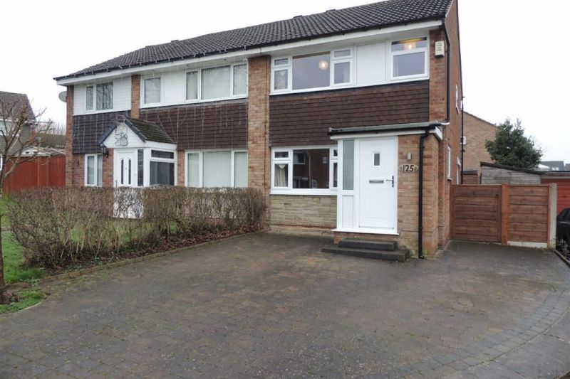 Property at Peregrine Road, Offerton, Stockport