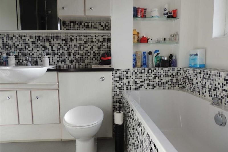 Superb Family Bathroom - Tiree Close, Hazel Grove, Stockport
