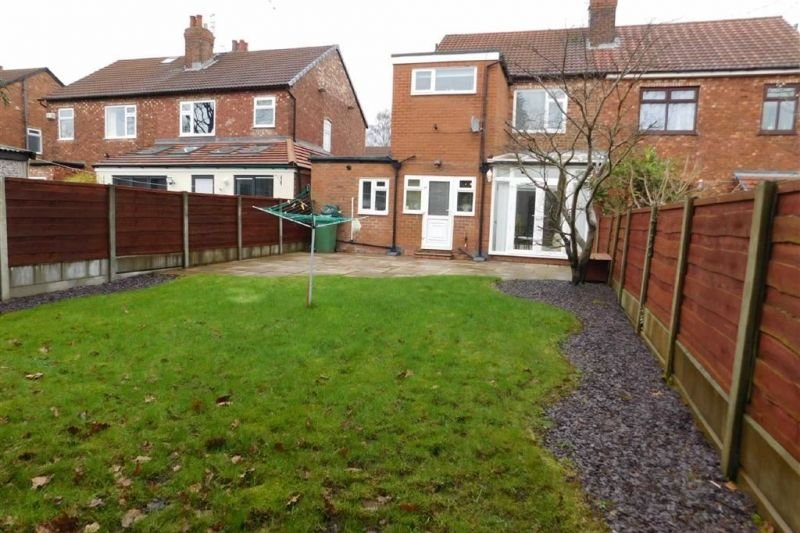 Gardens - Akesmoor Drive, Mile End, Stockport