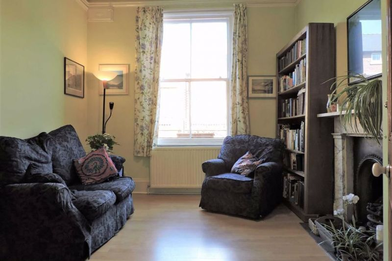 Sitting Room - Grenfell Road, Manchester