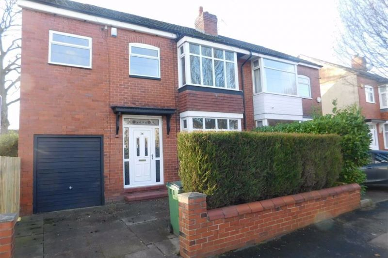 Property at Sandhurst Road, Mile End, Stockport