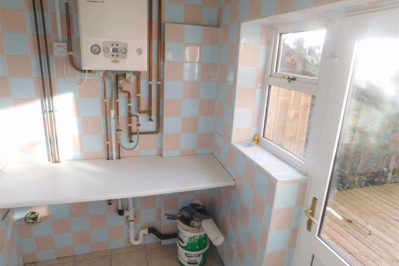 Utility Room - Sandhurst Road, Mile End, Stockport
