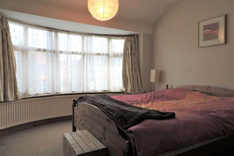 Bedroom 1 - Fairholme Road, Manchester