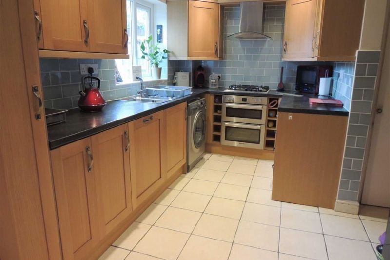 Kitchen / Living Area - Whinchat Close, Offerton, Stockport