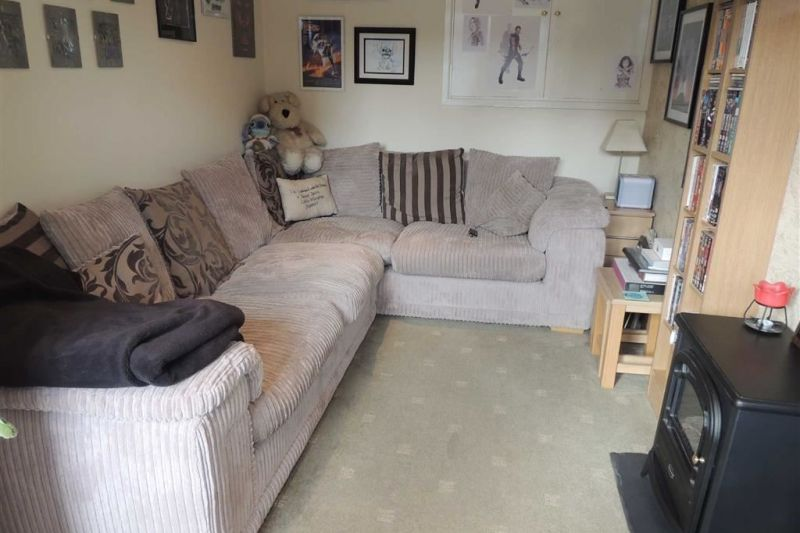 Sitting Room - Whinchat Close, Offerton, Stockport
