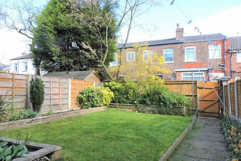 Rear Garden - Wellgate Avenue, Manchester