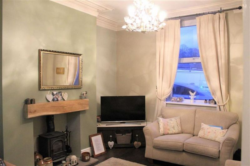 Living Room - Moss Street, Hollingworth, Hyde