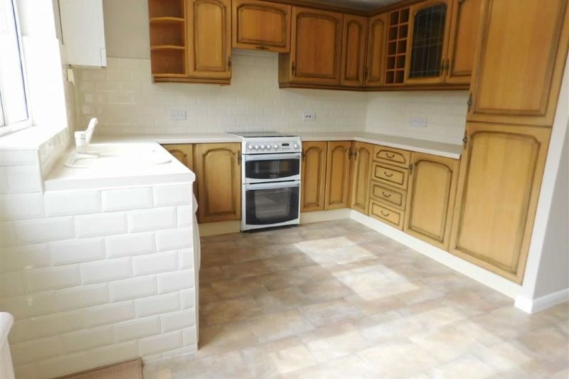 Dining Kitchen - Armadale Close, Davenport, Stockport