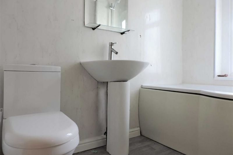 Bathroom - Thorncliffe Grove, Manchester