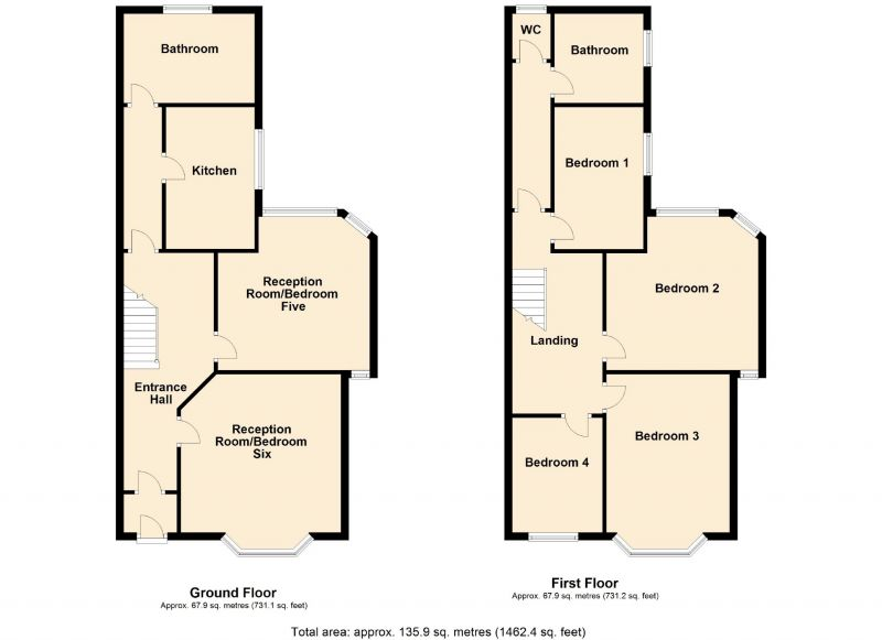 Floorplan for Hyde Road, Manchester