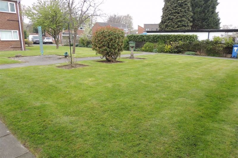 Communal Gardens - Dunvegan Road, Hazel Grove, Stockport