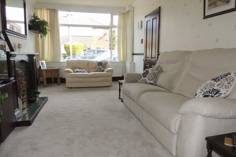 Lounge - Berkeley Close, Offerton, Stockport