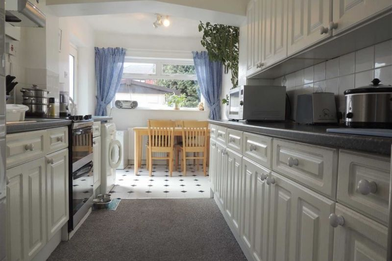 Extended Breakfast Kitchen - Berkeley Close, Offerton, Stockport