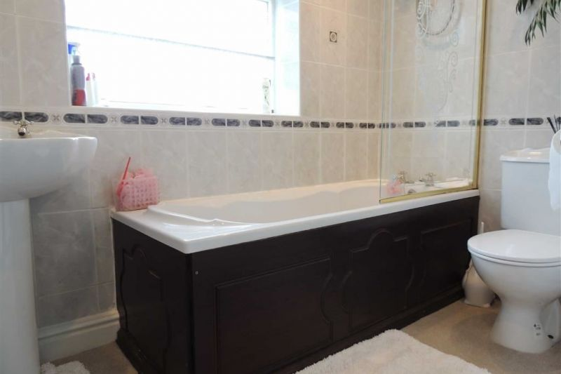 Bathroom - Berkeley Close, Offerton, Stockport